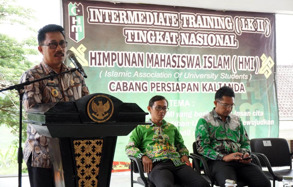 HMI Adakan Intermediate Training(LK II) tingkat nasional